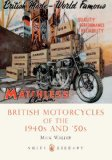 British Motorcycles of the 1940s and 50s 2010 9780747808053 Front Cover