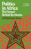 Politics in Africa 1974 9780393093056 Front Cover