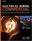 Electrical Wiring Commercial Based on the 2005 National Electric Code 12th 2004 Revised 9781401852061 Front Cover