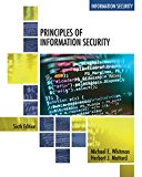 Principles of Information Security:  cover art