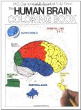 Human Brain Coloring Book 1985 9780064603065 Front Cover
