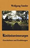 Kindheitserinnerungen 2012 9783848211067 Front Cover