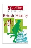 Dictionary of British History 2002 9780007128068 Front Cover