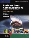 Business Data Communications Introductory Concepts and Techniques 4th 2003 Revised 9780789568069 Front Cover