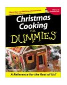 Christmas Cooking for Dummies 2001 9780764554070 Front Cover