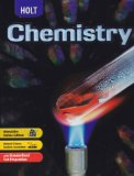 Holt Chemistry  9780030391071 Front Cover
