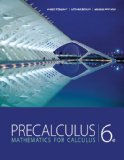 Precalculus Mathematics for Calculus 6th 2011 9780840068071 Front Cover