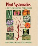 Plant Systematics A Phylogenetic Approach 3rd 2008 Revised  9780878934072 Front Cover