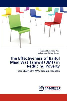 Effectiveness of Baitul Maal Wat Tamwil in Reducing Poverty 2012 9783848442072 Front Cover