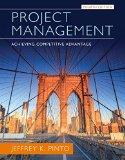 Project Management Achieving Competitive Advantage 9780133798074 Front Cover