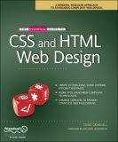 Essential Guide to CSS and HTML Web Design 1st 2008 9781590599075 Front Cover