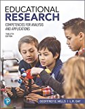 Educational Research + Mylab Education With Pearson Etext Access Card: Competencies for Analysis and Applications