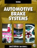 Automotive Brake Systems 3rd 2003 9780130475077 Front Cover