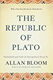 Republic of Plato Translated and with an Interpretive Essay 3rd 2016 9780465094080 Front Cover