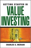 Getting Started in Value Investing 2007 9780470139080 Front Cover