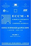European Conference on Composite Materials 1998 9781855734081 Front Cover