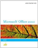New Perspectives on Microsoft Office 2010 Brief 1st 2010 9780538743082 Front Cover