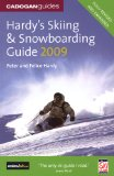 Hardy's Skiing and Snowboarding Guide 2009 2008 9781860114083 Front Cover