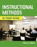 Instructional Methods for Public Safety 2010 9780763776084 Front Cover