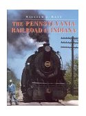 Pennsylvania Railroad in Indiana 2000 9780253337085 Front Cover