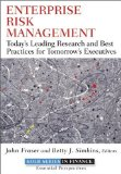 Enterprise Risk Management Today's Leading Research and Best Practices for Tomorrow's Executives 2010 9780470499085 Front Cover