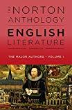 The Norton Anthology of English Literature, the Major Authors: