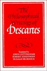 Philosophical Writings of Descartes 1985 9780521288088 Front Cover