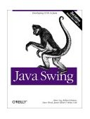 Java Swing 2nd 2002 9780596004088 Front Cover