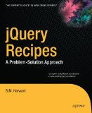 JQuery Recipes 2010 9781430227090 Front Cover