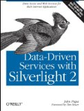 Data-Driven Services with Silverlight 2 2009 9780596523091 Front Cover