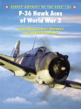 P-36 Hawk Aces of World War 2 2009 9781846034091 Front Cover