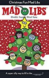 Christmas Fun Mad Libs Deluxe Edition 2016 9780515157093 Front Cover