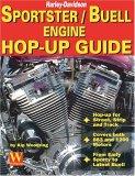 Harley-Davidson Sportster/Buell Engine Hop-Up Guide 2003 9781929133093 Front Cover
