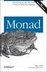 Monad (AKA PowerShell) Introducing the MSH Command Shell and Language 2005 9780596100094 Front Cover