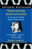 Operating Instructions A Journal of My Son's First Year 1st 2005 9781400079094 Front Cover