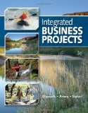 Integrated Business Projects 3rd 2010 Revised 9780538731096 Front Cover