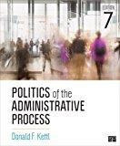 Politics of the Administrative Process: