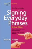 Signing Everyday Phrases 2007 9780399533099 Front Cover
