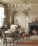 At Home A Style for Today with Things from the Past 2010 9780847834099 Front Cover
