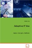 Adaptive It Use: 2008 9783639069099 Front Cover