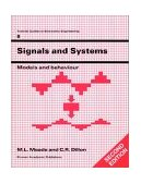 Signals and Systems 2nd 1991 Revised  9780412401107 Front Cover