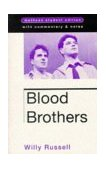 Blood Brothers 1st 2009 Student Manual, Study Guide, etc.  9780413695109 Front Cover