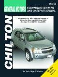 General Motors Equinox and Torrent 2005 Thru 2009 2010 9781563928109 Front Cover