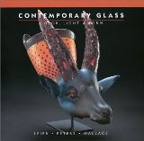 Contemporary Glass Fire, Light and Form 2001 9781893164109 Front Cover