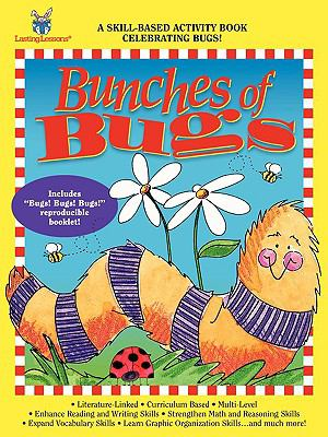 Skill-Based Activity Book - Bunches of Bugs 2009 9781928961109 Front Cover