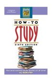 How to Study 6th 2004 Revised 9781401889111 Front Cover