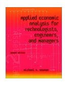 Applied Economic Analysis for Technologists, Engineers, and Managers  cover art