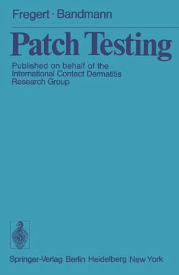 Patch Testing 1975 9783642661112 Front Cover