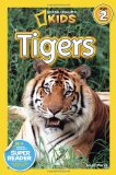 National Geographic Readers: Tigers 2012 9781426309113 Front Cover