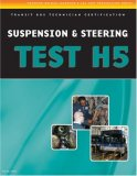 ASE Test Preparation - Transit Bus H5, Suspension and Steering 2009 9781428340114 Front Cover